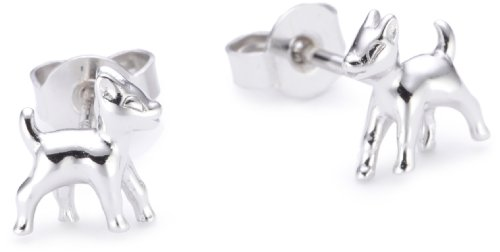 Esprit Kinder Ohrstecker 925 Sterlingsilber happy bambi S.ESER90996A